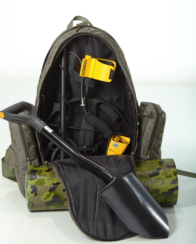 Рюкзак для металлоискателя йети 70 см., 2013 год.